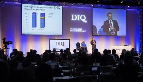Publikum des 2. DIQ-Symposiums