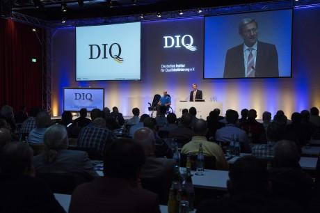 Gut besucht: Das 2. DIQ-Symposium 2012 in Bonn