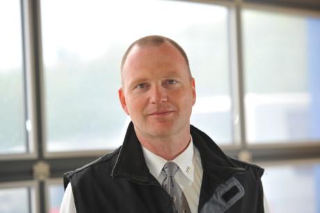 Der Geschäftsführer des DIQ, Thomas Koch.