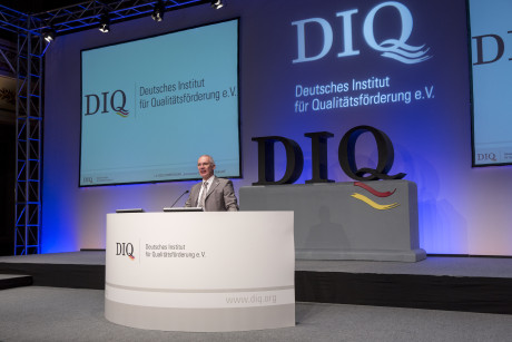 Peter Schuler, Präsident des DIQ